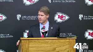 Clark Hunt on 2023 NFL Draft, future of international games [Video]