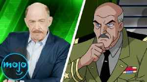 Top 10 Actors Who Appeared in Both Marvel and DC Animated Shows [Video]