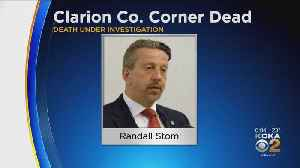 Police Investigating Death Of Clarion Coroner [Video]