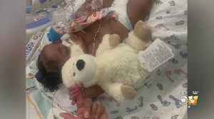 News video: Advocates Call For Change As Hospital Plans To Take Tinslee Lewis Off Life Support In 10 Days
