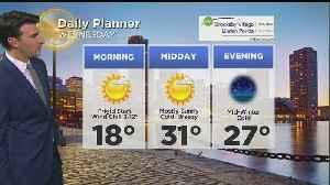 WBZ Evening Forecast For Nov. 12 [Video]