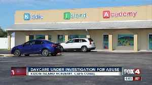 Cape Coral daycare facing allegations of child abuse [Video]