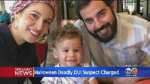 Man Charged With Murder In Alleged DUI Crash That Killed Long Beach Family On Halloween [Video]