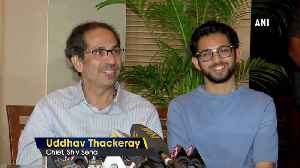 News video: I didn't eliminate BJP option it was BJP itself Uddhav Thackeray
