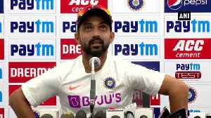 Team India focuses on its strength rather than thinking about opponents Ajinkya Rahane [Video]