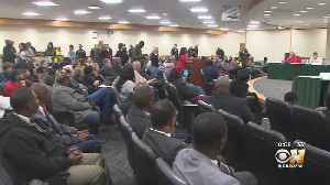 Different Night, Different Tone At Dallas Police Oversight Board Meeting [Video]