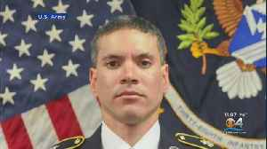 News video: Remains Of Army Solider From South Florida Brought Home To Be Laid To Rest