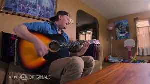 Country music's rising star: Akron native Chad Baker [Video]