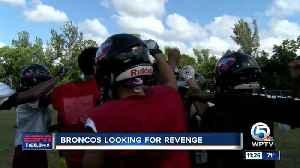 PB Central looking for revenge against Deerfield 11/12 [Video]