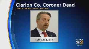 Investigation Underway After Death Of Clarion County Coroner [Video]
