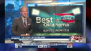 News video: Oklahoma drops one spot to #10 in latest College Football Playoff Rankings