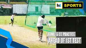 Team India hit the nets ahead of first Test against Bangladesh [Video]