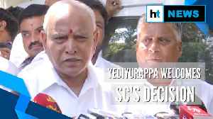 News video: 'Will take decision in evening': Karnataka CM on 'if 17 rebel MLAs joining BJP'