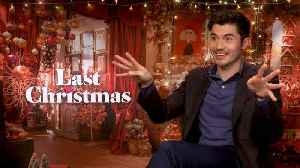 'Last Christmas': Exclusive Interview With Henry Golding & Paul Feig [Video]