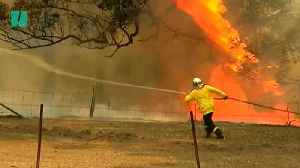 Australia Bushfires: Millions Of Acres Left Destroyed [Video]