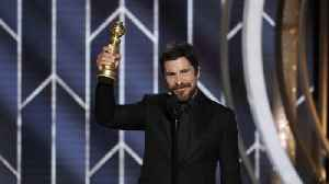 Christian Bale received rude 'Vice' feedback from Dick Cheney [Video]