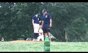 Little League Coach Makes Funny Commentary During Baseball Practice [Video]
