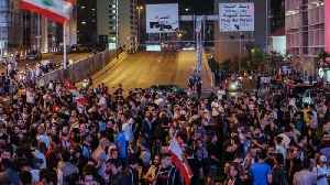 Lebanon sees first death from crackdown on protests