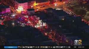 3-Alarm Fire In Jersey City [Video]