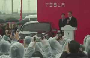 Tesla picks Germany for first European factory [Video]