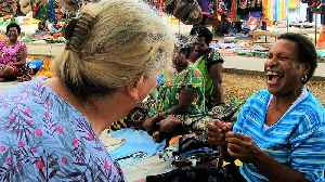 Canadian woman shares adorable interaction with market vendors in Papua New Guinea [Video]