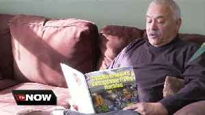Newly published children's book from local author was written thirty years ago [Video]