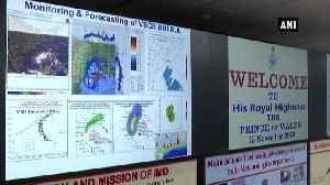 Prince Charles visits India Meteorological Department [Video]