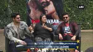Sidharth Malhotra, Riteish Deshmukh promote Marjaavaan in Delhi [Video]