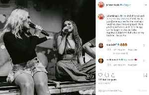 Selena Gomez & Julia Michaels cement friendship with tattoos [Video]
