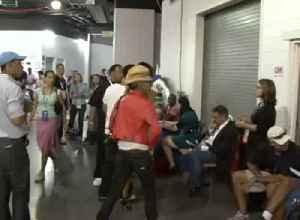 CBS Flashback: John Legend And Chrissy Teigen At DNC 2008 For Barack Obama's Nomintion [Video]