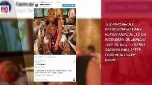 Lamar Odom slammed by son [Video]