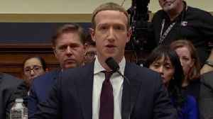 Facebook CEO Says TikTok is a Threat to Democracy [Video]