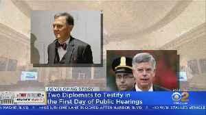 Public Impeachment Hearings Begin Today [Video]