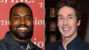 Kanye West to Take the Stage With Megachurch Pastor Joel Osteen [Video]
