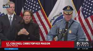 Christopher Mason Introduced As Next Head Of Massachusetts State Police [Video]