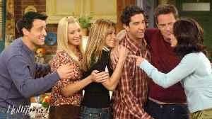 'Friends' Cast, Creators In Talks to Reunite on HBO Max | THR News [Video]