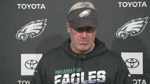 Doug Pederson Says Eagles' 2018 Super Bowl Victory Over New England Patriots Has 'No Impact' On Sunday's Game [Video]