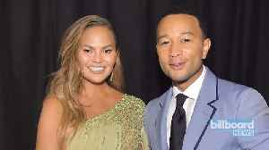 Chrissy Teigen Trolls John Legend for Being Sexiest Man Alive | Billboard News [Video]
