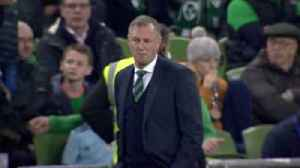 'Wright would have tough act to follow O'Neill' [Video]