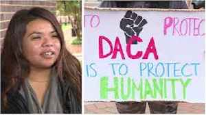 DACA Case 'Burden' of Uncertainty for Virginia University Dreamer [Video]