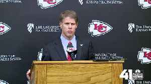 Clark Hunt on Chiefs returning to Mexico after last season's cancellation [Video]