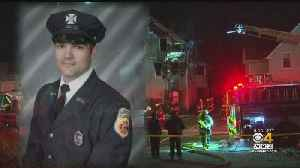 Worcester Firefighter Lt. Jason Menard Killed In House Fire [Video]