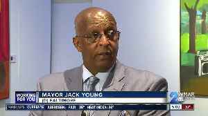 """Mayor Young on crime concerns: """"I'm not committing the murders"""" [Video]"""