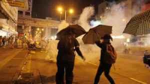 China warns US over Hong Kong [Video]