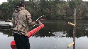 N.C. Veteran Continues His Lifetime of Service by Fishing, Giving Away What He Catches [Video]