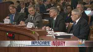 CBS4's Jim DeFede Breaks Down First Day Of Public Impeachment Hearings [Video]