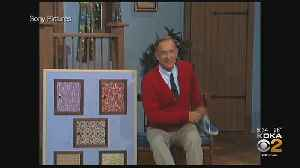 Mister Rogers' Wife Reacts To Seeing 'A Beautiful Day In The Neighborhood' [Video]
