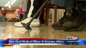 New Chief Medical Officer At Veterans Affairs [Video]