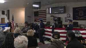 Celebration continues after Terre Haute Veterans Day Parade [Video]
