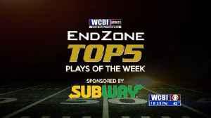 #WCBI Top Five Plays: Week 12 [Video]